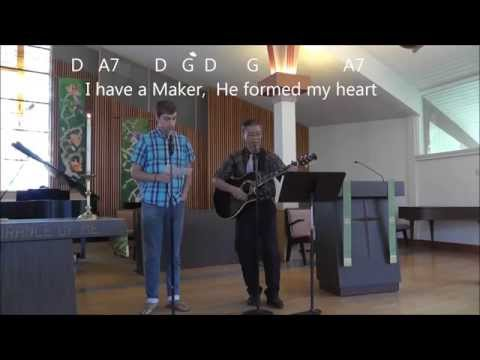 'He Knows My Name' with Chords - Note and Teh at the First Thai Presbyterian Church of San Jose