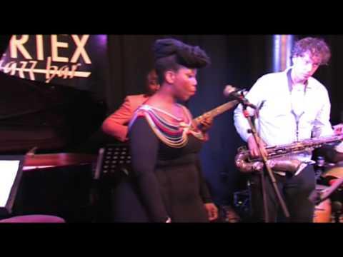 JOYCE MOHOLOAGAE - South African Jazz Singer