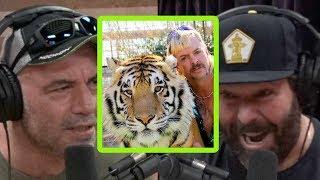 Bert Kreischer Tells Joe Rogan About 'The Tiger King'