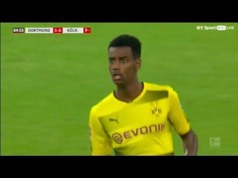 Alexander Isak vs Köln (Bundesliga Debut) 17/09-17 HD 720p by RLcomps