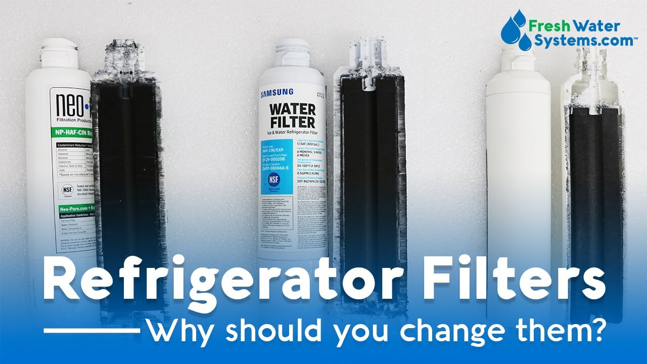 How Often To Replace Your Refrigerator Water Filter Fresh