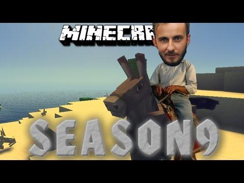 BENUTZ DEN ESEL 🎮 Minecraft Season 9 #55