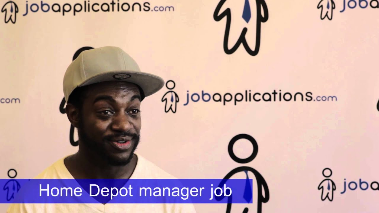 home depot interview department manager home depot interview department manager