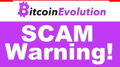 Bitcoin Evolution App Review - CONFIRMED SCAM (Warning)