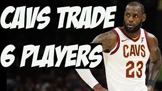 Did The Cleveland Cavaliers Save Their Season At The Trade Deadline? 4 New Players!