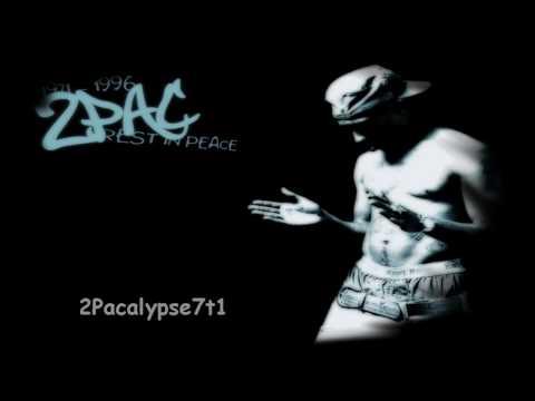 2Pac - It Ain't Easy [HD]