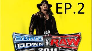 Road to WrestleMania: Undertaker: EP.2 - Interference (SvR2011)