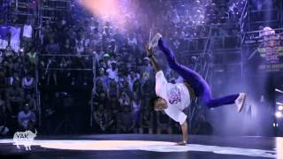 Roxrite vs Arex top16 Red Bull BC One 2012 Finals in Rio, Brazil | YAK FILMS + RBBC1