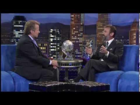 Rabbi Schneider interview on TBN - Praise The Lord - Host Pastor Phil Munsey