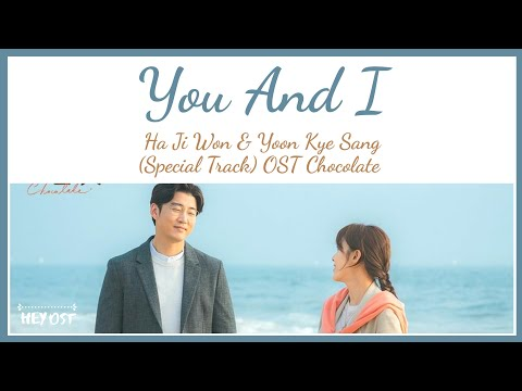 Yoon Kye Sang (윤계상) & Ha Ji Won (하지원) - You & I (Special Track) OST Chocolate | Lyrics