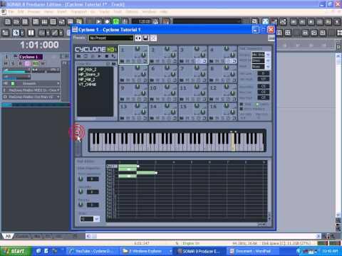 Sonar 8 Producer [Cyclone Deeper]
