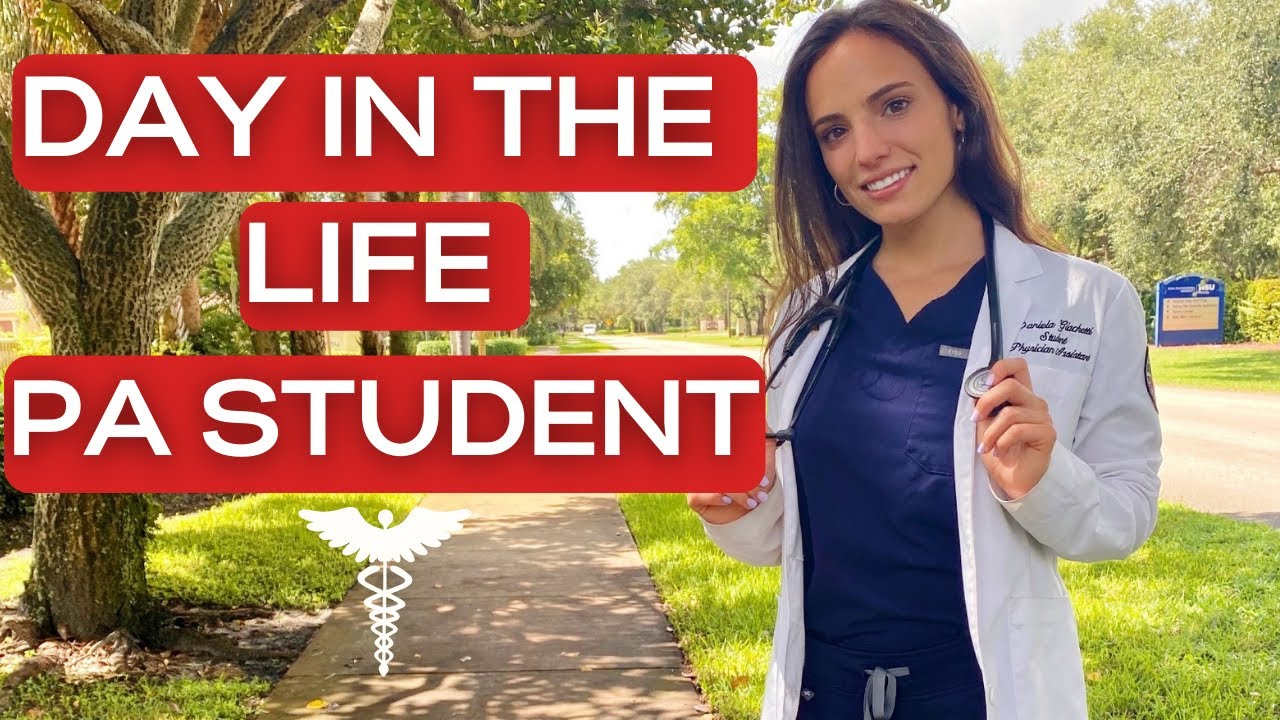 Download Day in the Life of a PA Student VLOG - (First Day of Rotations, Internal Medicine)