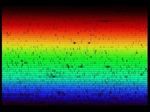 7ο Μάθημα Αστρονομίας - Φάσματα και Κβαντική Φυσική