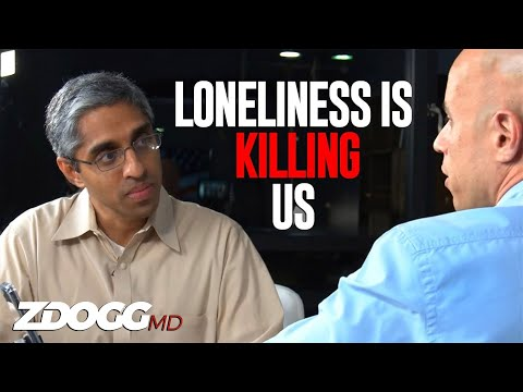 The Loneliness Epidemic | Surgeon General Vivek Murthy on Social Isolation