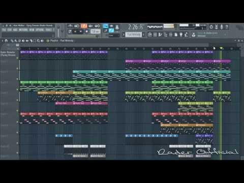 Alan Walker - Flying Dreams [Fl Studio Remake] FLP