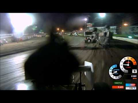 PORT CITY RACEWAY CLOSE CALL
