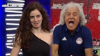 GNTM feat. Τάκης Τσουκαλάς: «Νικολέτα Αλαφούζου - Ολυμπιακός» | Luben TV