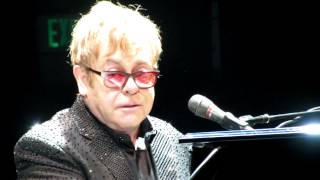 Im Still Standing - Elton John - Fort Wayne April 2012