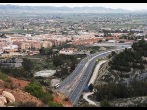 Almeria, Murcia, Lorca, San Pedro del Pinatar con Svetlana Markova