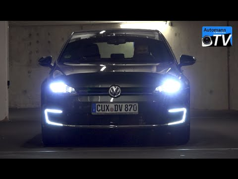 2015 VW Golf 7 Full-LED Headlights - Detalied View (1080p)