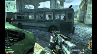 Modern Warfare 3 [PC] - AK47 Ownage and Concussion lolkill Multiplayer Gameplay HD[1080p]