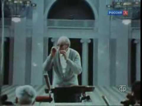 Yevgeny Mravinsky: Unfinished Symphony by Franz Schubert