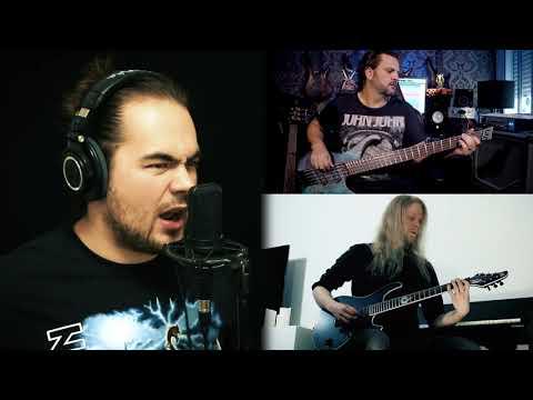 Black Sabbath - TV Crimes (Collab Cover) ft. Felipe Andreoli