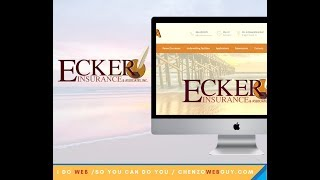 Client Showcase Eckerins.com