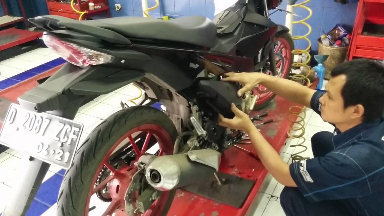 Modification Suzuki Satria Fu 150 | Diverse Information