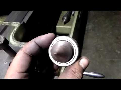 DIY accessories for wood working in metal lathe.