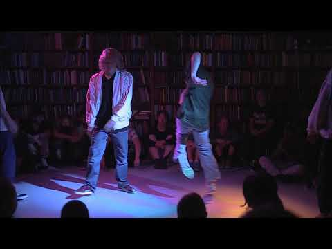 Harlin/Obi vs Ola/Björn(Top16) - Breakdance I Bryggekælderen 2018(By R.U.P)