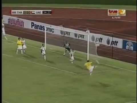Thailand vs UAE (Zico Kiattisuk Senamueang Testimonial Match) 1st half