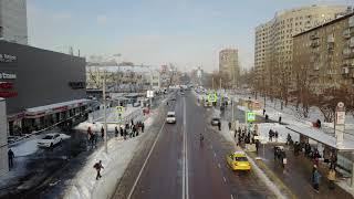 Переход через ул.Мастеркова