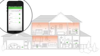 Screwfix - Energenie Mi Home Heat Hub, 3 Smart Valves