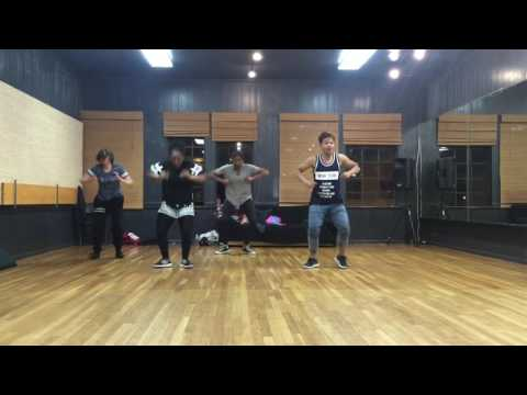 Elm Pizarro The big big beat choreography