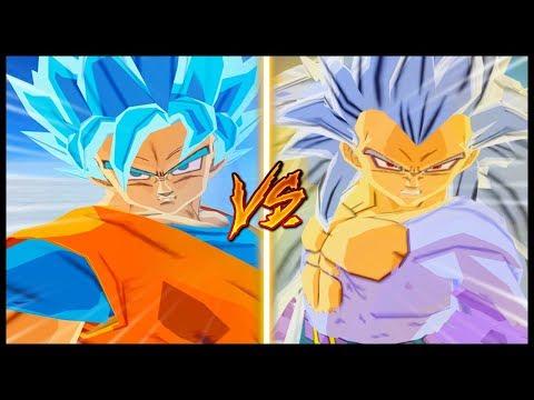 SAGA SUPER vs SAGA AF (3x3 Very Strong) Dragon Ball Z Budokai Tenkaichi 3 letöltés