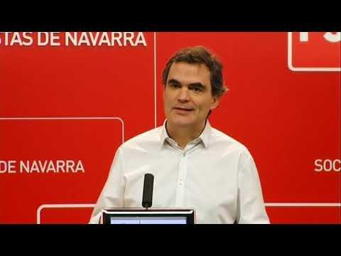 El Proyecto de Ley de Transparencia del Gobierno de Navarra es copia del que el PSN-PSOE presentó en 2016