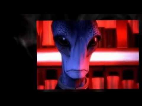 Mass Effect Revelation Book Trailer