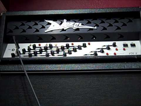 Diezel VH4 Speaker Comparison Clip 1