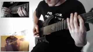 Meshuggah - Break Those Bones Whose Sinews Gave It Motion (RandomX COVER)