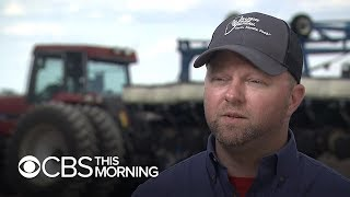 """Illinois farmer on China trade war: Farmers """"taking it on the jaw"""""""