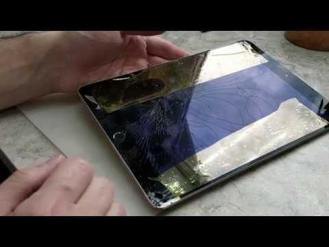 САМЫЙ ГЕМОРРОЙНЫЙ APPLE. IPAD AIR 2. Расклейка тачскрина. HARD AS A ROCK! Ч.1