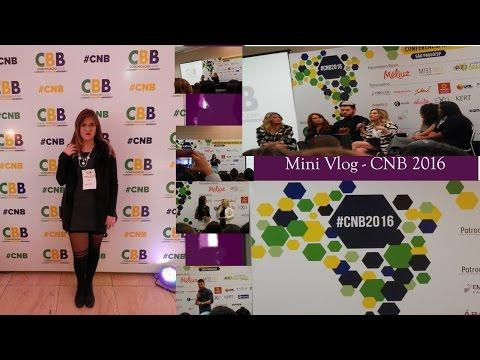 Vídeo: Mini Vlog CNB 2016