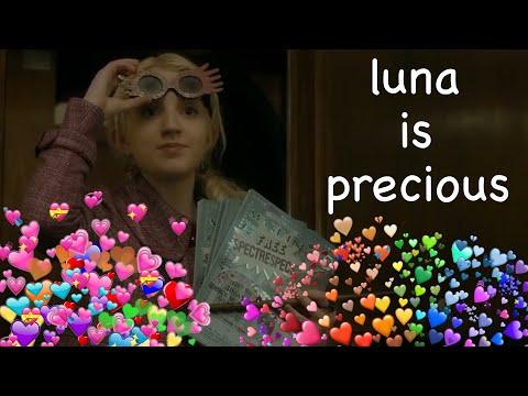 Luna Lovegood Is Precious