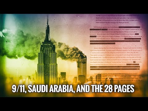 9/11, Saudi Arabia, and the 28 Pages (Full Video)