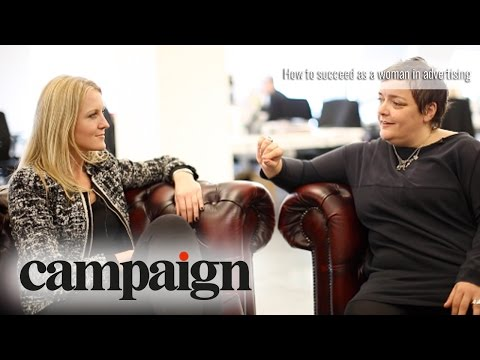 How to succeed as a woman in advertising