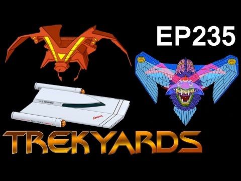 Trekyards EP235 - Designing the Animated Series with Robert