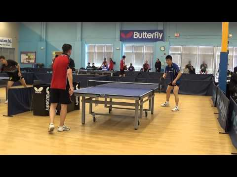 Chen Bowen VS Azarsky