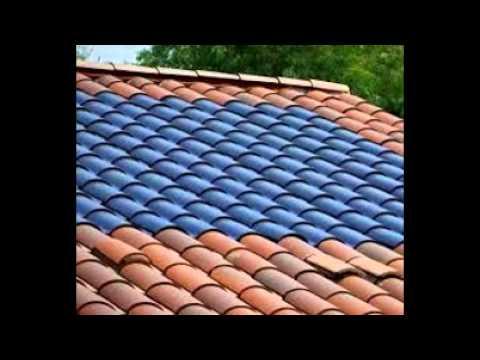 water solar panels