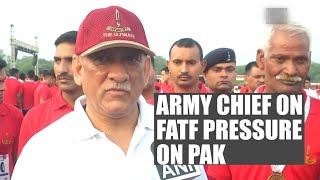 Pressure on Pakistan; grey-listing a setback: Gen Bipin Rawat on FATF action